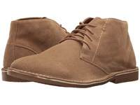 Nunn Bush Galloway Plain Toe Chukka Boot Beige Men's Lace Up Casual Shoes