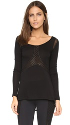Michi Sirene Top Black