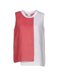 Rosso35 Tops Red