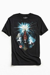 Urban Outfitters Death Note Tee Black