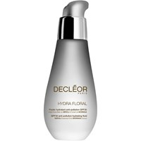 Decleor Hydra Floral Anti Pollution Hydrating Fluid Spf30 50Ml
