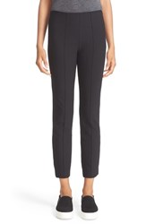 Vince Women's Stitch Seam Front Leggings Black
