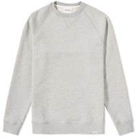 Norse Projects Ketal Summer Classic Crew Sweat Grey