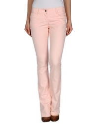 Husky Denim Pants Pink