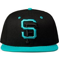 Mister Sharks Mr. True Sf Snapback Cap