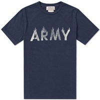 Remi Relief Army Tee Blue