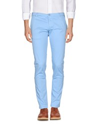 No Lab Casual Pants Sky Blue