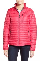 Vineyard Vines 'Mountain Weekend' Quilted Jacket Lipstick