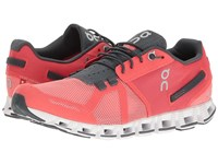 On Cloud Coral Shadow Women's Running Shoes Pink