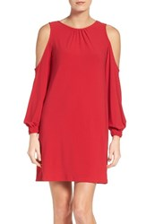 Eci Women's Cold Shoulder Dress