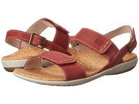 Spenco Alex Robin Red Women's Sandals Brown