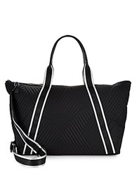 Kendall Kylie Jane Quilted Tote Grey