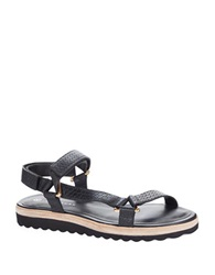Trina Turk Catalina Sandals Black