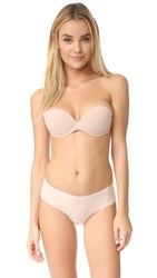 Fashion Forms Go Bare Backless Strapless Bra Nude