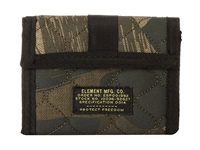 Element General Wallet Camo Bi Fold Wallet Multi