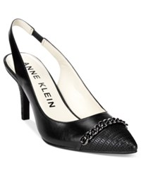 Anne Klein Yavari Dress Pumps Black