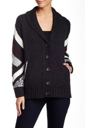 525 America Wool Blend Cardigan Multi