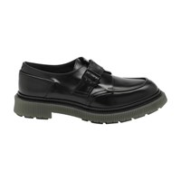 Adieu Type 119 Mocassins With Buckle Black