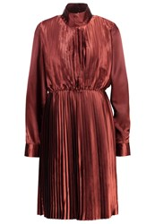 Gestuz Patrice Cocktail Dress Party Dress Sienna Light Brown