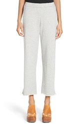 Simon Miller Women's Canal Crop Sweatpants