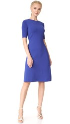 Salvatore Ferragamo Knit Dress Royal
