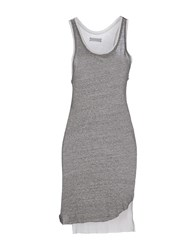 If Six Was Nine Topwear Vests Women Grey