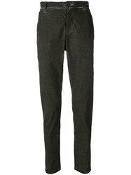 Transit Tapered Trousers Grey