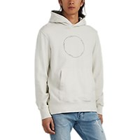 Ksubi Life Questions Cotton Hoodie Gray