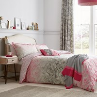 Clarissa Hulse Espinillo Duvet Cover Hot Pink