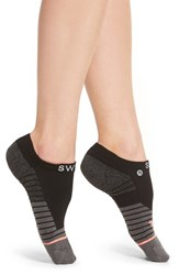 Stance Women's Reflective Sweat Low Cut Socks