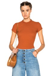 Rachel Comey Bodie Top In Orange