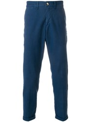 Jeckerson Chino Trousers Blue