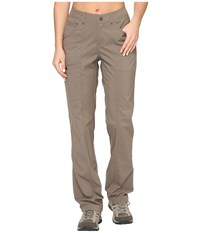 Royal Robbins Discovery Pants Taupe Women's Casual Pants