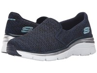 Skechers Fashion Fit Navy Women's Shoes