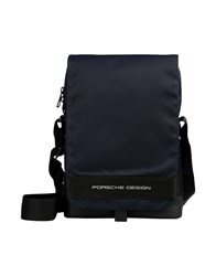 Porsche Design Sport By Adidas Handbags Dark Blue