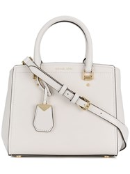 Michael Kors Collection Classic Tote White