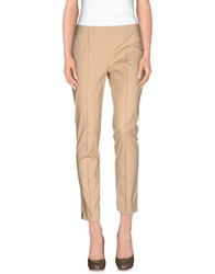 Beatrice. B Trousers Casual Trousers Women Beige