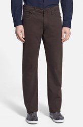 Ag Jeans Men's 'Protege Sud' Straight Leg Pants Coffee