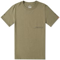 Wtaps Entire Crew Tee Green