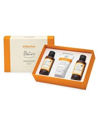 Erbaviva Mommy Essentials Stretch Mark Oil Stretch Mark Cream And Back Rub Oil Gift Set 65.00 Value No Color