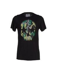 Gorgeous Topwear T Shirts Men Black