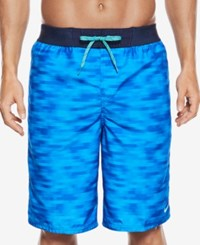 Nike Men's Flux Drawstring Swim Trunk 11 Lt. Photo Blue