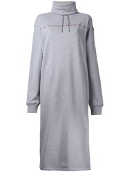 G.V.G.V. Authentic Sweat Dress Grey
