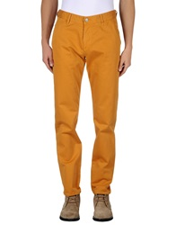 Care Label Casual Pants Tan