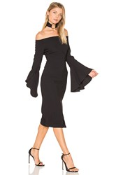 Bardot Solange Dress Black