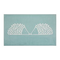 Scion Spike Bath Mat Aqua