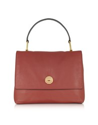 Coccinelle Handbags Liya Large Genuine Leather Satchel Bag
