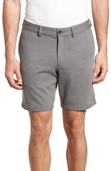 Calibrate Clean Knit Shorts Grey Heather