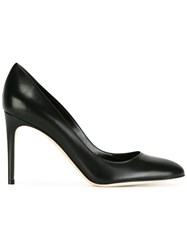 Sergio Rossi Court Pumps Black