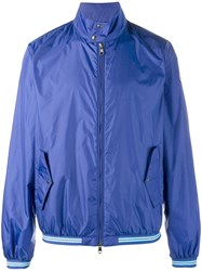 Moncler Light Weight Jacket Blue